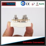 3 Pole-keramischer Klemmenleiste-Verbinder