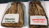 담배 설치는 Unigrow 유기 비료로 취급했다