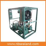 Unidad de condensación paralela semihermética de la temperatura media y baja