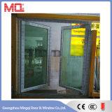 Дверь PVC внешняя с окном отверстия
