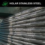 304 roestvrij staal In reliëf gemaakte Pijp/Buis