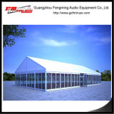 Grosse Feier-Zelt-Zelle mit Glaswand-Entwurf