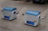 1000c実験室の環状炉の水晶管Dia 100mmx1000mmの長さモデルStg-100-10