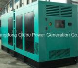 Комплект генератора Cummins 750kVA звукоизоляционный