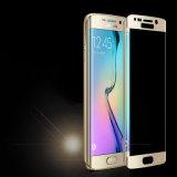 Hartglas-Schutz der Volldeckung-3D für Rand Samsung-S6 Edge/S7