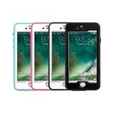 Caja a prueba de polvo delgada estupenda del teléfono móvil de la nueva manera para el iPhone 7
