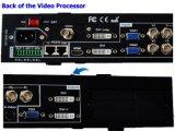 Обработчик видеоего индикации СИД серии входного сигнала DVI/VGA/Output Vdwall Lvp605s Vdwall Lvp605s HDMI/Composite/USB/DVI/VGA