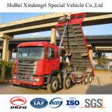 Camion à plateau JAC pour un chargement rapide et facile des marchandises