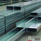 Tailles en acier de profilé en u de qualité de la Chine