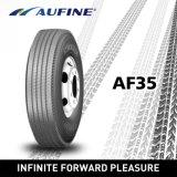 Tout le pneu radial en acier de camion, pneu sans chambre 13r22.5 fait en la Chine