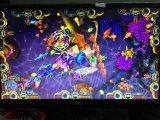 Machine van de Jager van de Visserij van de Gokautomaat van de Machine van het Spel van de Visserij van de meermin 3D