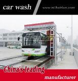 イタリアのブラシが付いている自動ごみ収集車の洗濯機