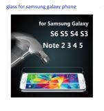 Vetro Tempered originale per la galassia S6 di Samsung