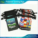 Bandierine personalizzate della stamina del PVC del tessuto del poliestere 75D (NF11F02021)