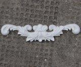 Appliques decorativos do poliuretano do ornamento do plutônio para a cornija de lareira Hn-S019