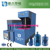 Semi-automática 20L Pet Bottle Plastic Stretch Blow Molding Machine Preço