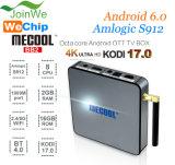 Cadre androïde d'Amlogic S912 Mecool Bb2 TV