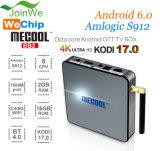 Caixa Android da tevê de Amlogic S912 Mecool Bb2