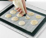 Non-Stick anti-patinage Tapis de cuisson en silicone