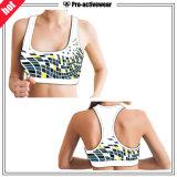 Großhandelsfrauen-Eignung-Gymnastik-Yoga-Büstenhalter