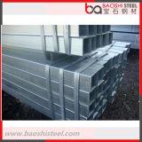 Rectangular de perfiles tubulares de tubos de acero para la construcción