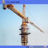 Qtz63 5010 Chine Équipement de construction fournisseur Grue à tour
