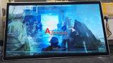дисплей с плоским экраном 49-Inch LCD рекламируя видео-плейер, Signage цифров