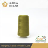 50/2 di filato cucirino del poliestere del codice categoria Oeko-Tex100 1 per ricamo