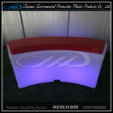 LED rechargeable de meubles en plastique coloré Bar Président
