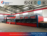 Southtech Kombinations-flache/verbiegende keramische Glasrollen-aufbereitende Maschine (NPWG)