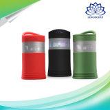 다채로운 LED 빛을%s 가진 Bluetooth 최고 베이스 무선 휴대용 스피커