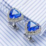 Cufflinks 502 van het Overhemd van de Mensen van het Kristal van de Juwelen VAGULA van mensen Franse