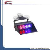 Traço do diodo emissor de luz do Tir & luz de advertência da plataforma