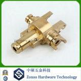 Traitement de l'usinage CNC en laiton de haute précision Pièces non standard