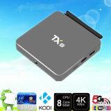 en stock ! ! WiFi 1000LAN Bluetooth 4.0 de ROM 5g du RAM 2g 32g de l'androïde 6.0 de cadre du faisceau TV de Tx8 Amlogic S912 Octa