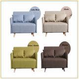 Base de sofá casera ocasional suave del ocioso del metal de la alta calidad