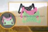 Chaleco reflexivo de Lycra Sport para segurança de corrida
