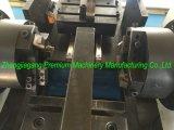 금속 Ube를 위한 Plm-Fa80 두 배 맨 위 관 모서리를 깎아내는 기계