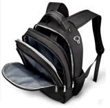 어깨에 매는 가방 남자의 컴퓨터 부대 13/14/15.6 인치 임시 업무 큰 수용량 책가방 방수 부대