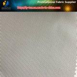 Tejido teñido hilado estrecho de la tira en tela de la tela del poliester de la tela para el revestimiento de la chaqueta (S173.175)