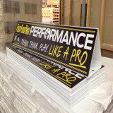 Новая доска знака Coreflute полного цвета конструкции, Corrugated пластичная доска