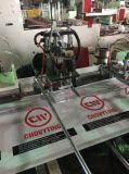 Automático de alta velocidad dentro del remiendo del pegamento bolso de la manija que hace la máquina