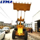 Chinês do equipamento de construção carregador da roda de 3 toneladas mini para a venda
