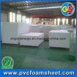 Placa colorida da espuma do PVC para a impressão