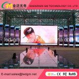 LEIDENE de van uitstekende kwaliteit Elektronische VideoMuur van de Huur, de Digitale Vertoning van de Reclame, P2.5mm