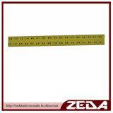 Край 48 дюймов алюминиевый прямой, алюминиевый правитель (дюйм/метрическая градация) 120