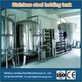 Баки удерживания нержавеющей стали нагрева электрическим током, бак для хранения нержавеющей стали