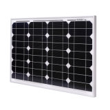 comitato solare del silicone monocristallino di 18V 40W