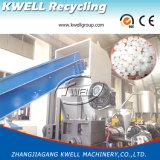 De PE/PP/HDPE/LDPE/ABS/PS/quadris/PA/PC/PU/EPS/EVA Granulator Reciclagem, Máquina de Pelotização de plástico