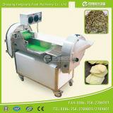 Machine de découpage végétale multifonctionnelle de FC-301d, machine de découpage végétale de doubles têtes